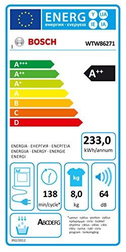 Bosch WTW86271
