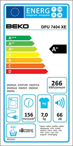Beko DPU 7404 XE